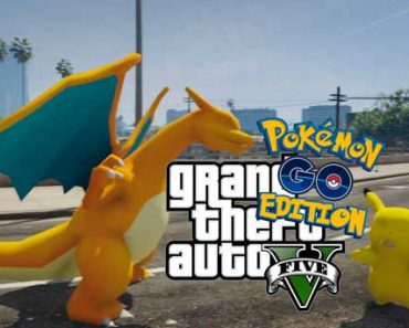 gta 5 y pokemon go